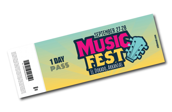 Single Day Tickets Musicfest