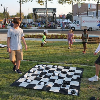 Chess at the AMP