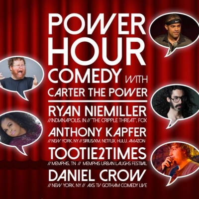 Power Hour Comedy