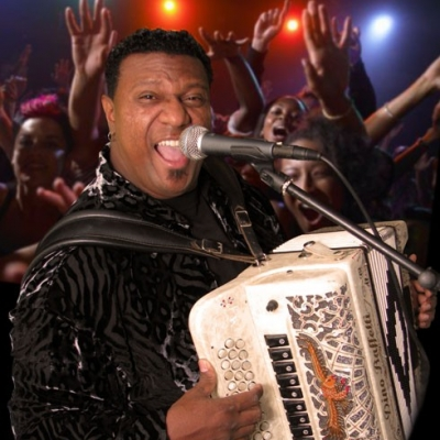Chubby Carrier's Zydeco Band