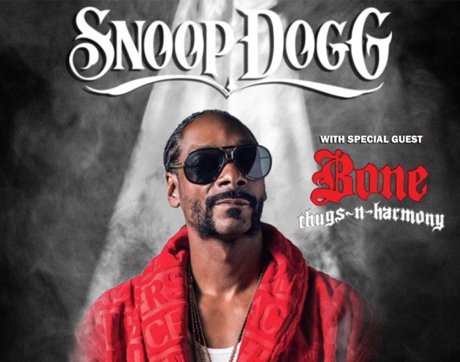 Snoop Dogg with special guest Bone Thugs-n-Harmony